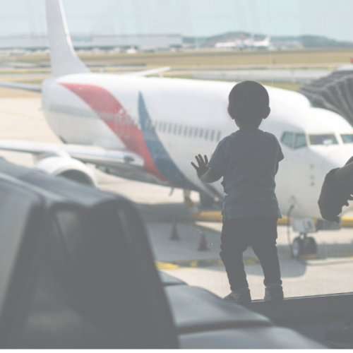 travel w/a toddler